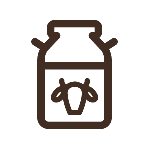 1. Ricevimento del latte crudo proveniente da stalle riconosciute idonee alla produzione di formaggio DOP Grana Padano