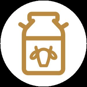 1. Ricevimento del latte e preriscaldamento