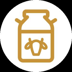1. Ricevimento del latte da stalle ubicate in territorio delimitato e preriscaldamento